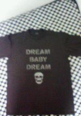 ナンバーナイン ドリーム期 メッセージTシャツ プレッジ