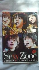 sexy zone  DVD  アリーナツアー2012