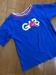 GAP☆青色ティシャツ120