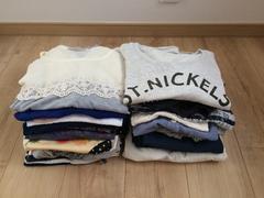 Tシャツ・タンクトップ・カットソーなど25枚まとめ売り