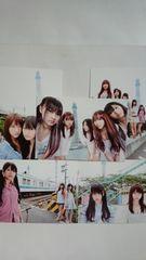 篠山紀信×AKB48 ポストカード 抽プレ当選品