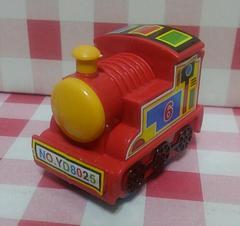機関車おもちゃ 何処かのファミレスのお子様オマケ