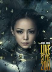 Blu-ray!!安室奈美恵/LIVE STYLE 2011/NAMIE AMURO