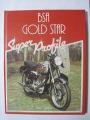 BSA GOLD STAR Super Profile 英文版