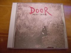 井上美樹CD DOOR 廃盤