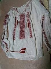 刺繍の可愛いコットン素材の洋服