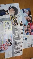 小越勇輝 切り抜き38枚 ポスター1枚 ミュージカル「テニスの王子様」