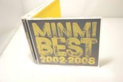 【安!】MINMI BEST 2002-2008 シャナナ