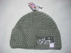 wb644 ROXY ロキシー ニット帽 ビーニー オリーブ