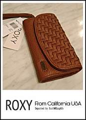 SALE!ROXY最新ウォレット長財布★貴重な本物USA直輸入モデル!