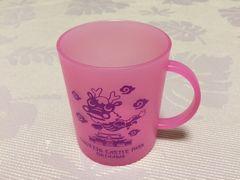 新品未使用沖縄首里城お土産シーサーマグカップピンクコップ