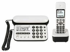 【人気品薄】パイオニア デジタルコードレス電話機 子機1台付