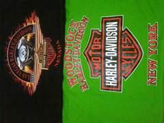 ハーレー、メンズTシャツ2枚組