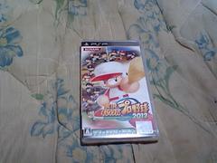 【新品PSP】実況パワフルプロ野球2012