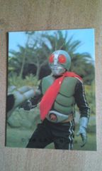 カルビー 旧仮面ライダーカード 480番 中古品