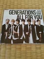 GENERATIONS ALLFORYOUワンコインCD