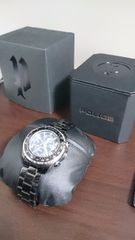 大人気 police 腕時計