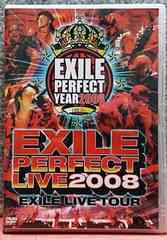 [送料無料] EXILE(エグザイル) PERFECT LIVE 2008/2枚組