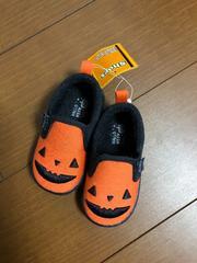 ハロウィン  パンプキン シューズ 靴 13.0cm ベビー