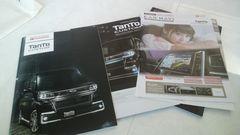タントカスタムLA600カタログ後期アクセサリー ダイハツ新品