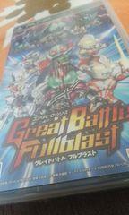 PSP☆グレイトバトル フルブラスト☆