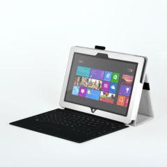 Microsoft Surface Pro/pro2 スタンドケース  白