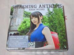 CD+DVD 水樹奈々 アルバム SMASHING ANTHEMS 初回限定盤 新品
