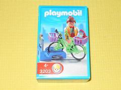 playmobil★3203 スーパーマーケット 駐輪所 プレイモービル