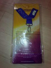非売品HKDLカーズパスケース香港ディズニーランド