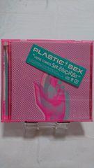 美品CD!! Here comes SEX education / PlasticSex 付属品全あり
