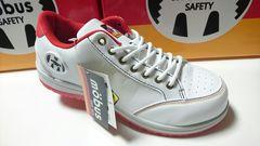 送料込mobus(モーブス)[MBS-1001白]安全靴26.5cm
