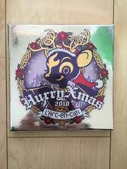 L'Arc-en-Ciel☆Hurry Xmas2010☆シングルCD☆限定版DVD付き☆