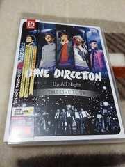 ☆ワンダイレクション☆Up All Night  THE LIVE TOUR(DVD)♪
