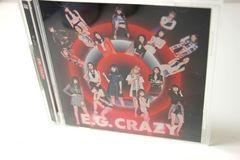 【安!】最新アルバム・E-GIRLS・E.G. CRAZY(CD2枚組)