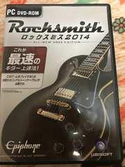 ロックスミス2014 Rocksmith PC DVD-ROM