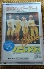 ノーランズカセットテープ