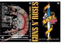 GUNS N'ROSES ST.LOUIS 1991 ガンズ&ローゼス 2DVD