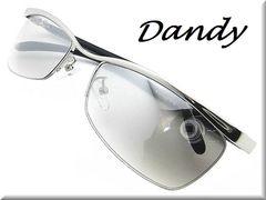 漂う高級感/EyeGuard/Clear系/ハーフミラー/サングラス/glsm01cl