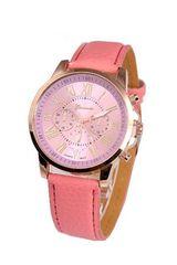 特別♪500円★かわい過ぎる腕時計★ピンク初期不良保証付