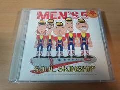 MEN'S 5 CD「SOUL SKINSHIP」メンズ5●