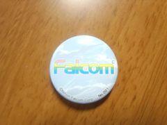 零の軌跡 碧の軌跡 ファルコム缶バッチコレクション ロゴ