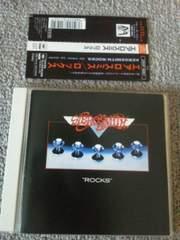 エアロスミスロックス中古CD 超名盤CD発売初期版