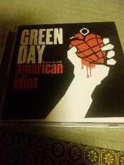 国内盤CD:GREEN DAY(グリーンデイ)アメリカンイディオット