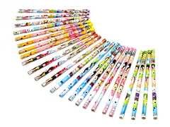 なんともかわいい!「ディズニーツムツム」2B鉛筆24本セット