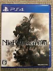 ニーアオートマタ 美品 PS4 NieR Automata