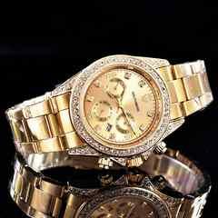 新作新品◆ジルコニアデイトナTYPE腕時計◆海外高級腕時計◆