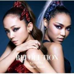 即決 Crystal Kay feat.安室奈美恵 REVOLUTION 初回限定盤 新品