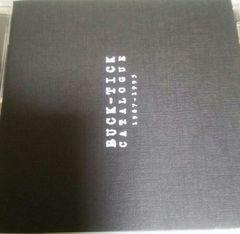2008年盤ベストCD BUCK-TICK CATALOGUE1987-1995 帯あり