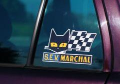 マーシャルステッカー(大)P抜レビントレノスターレットハイエースランクル40607080TE71GX71クラウン