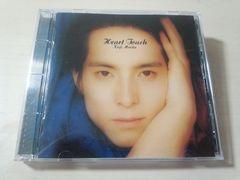 森田浩司CD「ハートタッチHEART TOUCH」鳥山雄司P 廃盤●